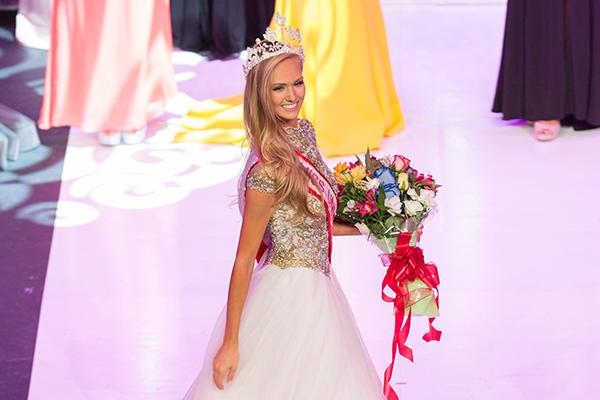 Miss Universe Canada Lauren Howe