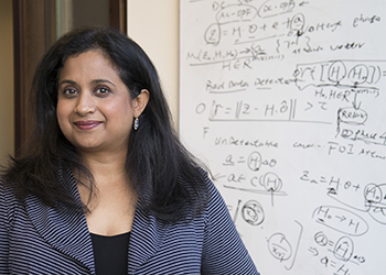 Professor Deepa Kundur. (Credit: Romi Levine)