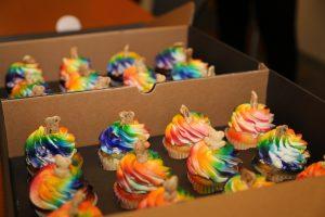 #DisplayYourPride cupcakes.