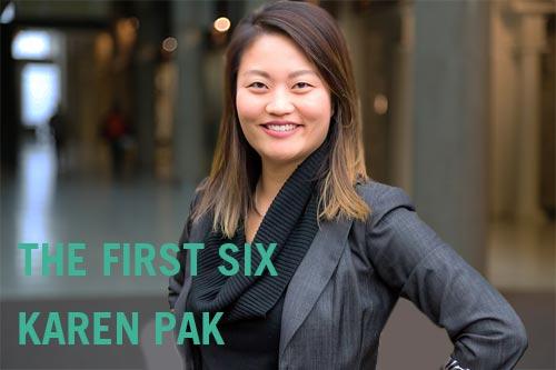 Karen Pak, International Transition Advisor