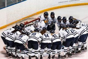 Varsity Blues Women's Hockey Team